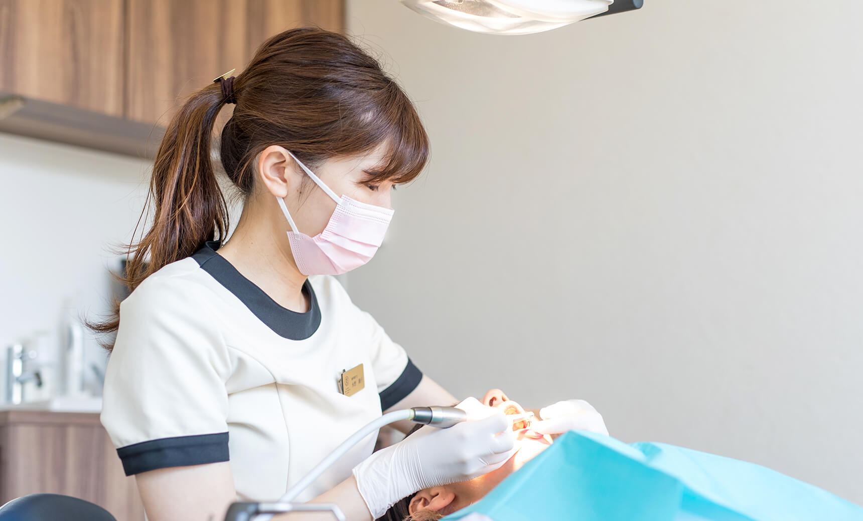 う蝕・歯周病に対する予防治療